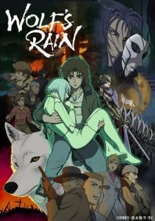 Wolf's Rain Cover Image
