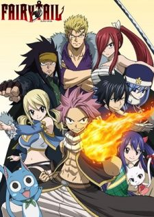 Fairy Tail (2014)'s Cover Image