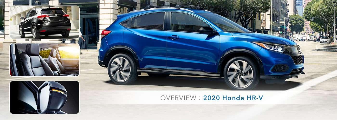 2020 Honda HR-V Model Overview - Germain Honda of Beavercreek