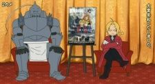 Fullmetal Alchemist: The Sacred Star of Milos Specials's Cover Image
