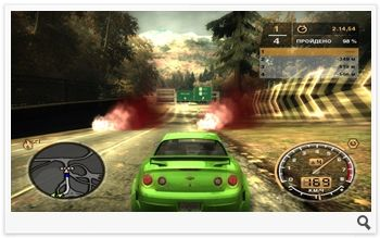 фото NEED FOR SPEED MOST WANTED 2005