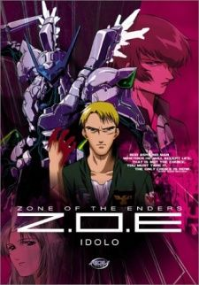 Zone of the Enders: Idolo's Cover Image