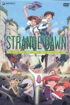 Strange Dawn Cover Image