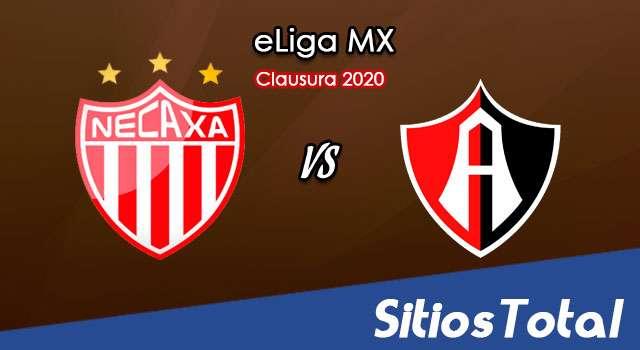 Necaxa vs Atlas en Vivo – eLiga MX – Viernes 5 de Junio del 2020