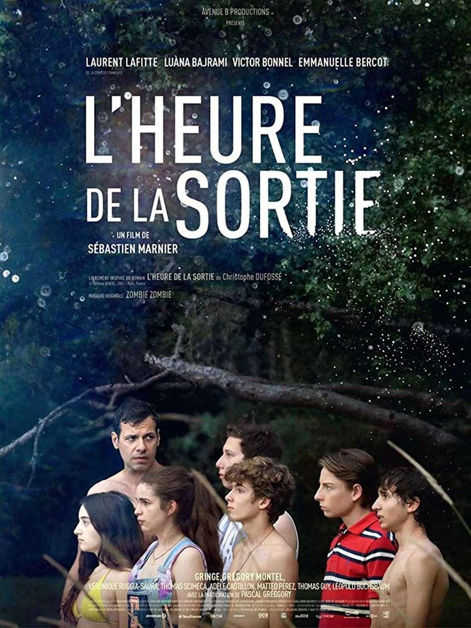 Το Τελευταίο Μάθημα (L' heure de la sortie) Poster Πόστερ