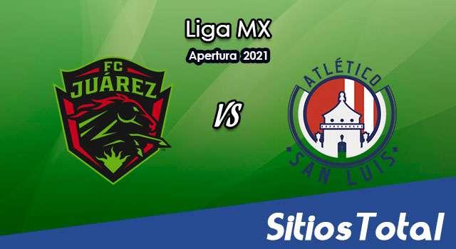 FC Juarez vs Atlético San Luis en Vivo – Canal de TV, Fecha, Horario, MxM, Resultado – J11 de Apertura 2021 de la Liga MX
