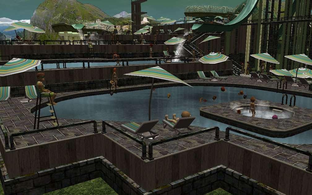 Image 19, Showcase! Fall 2020, TNS Pool Paths & TNS Pool Terrain, Page 2
