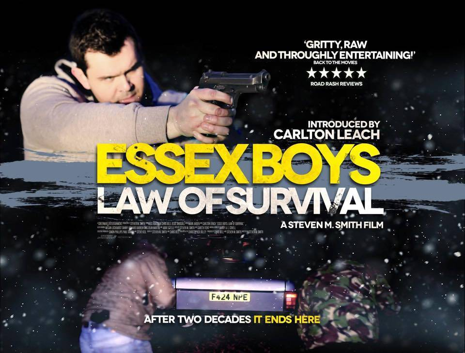 Quy Luật Sống Còn, Essex Boys: Law of Survival 2015