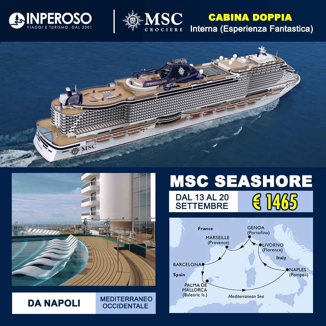 Immagine di: MSC SEASHORE
