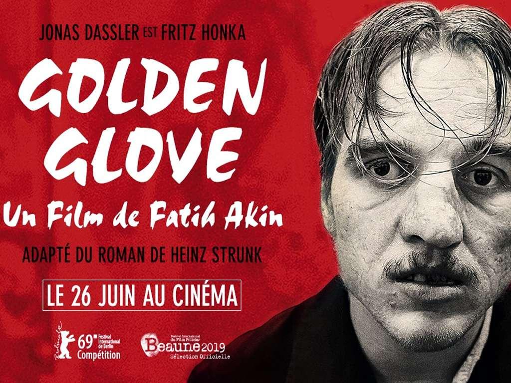 Το Χρυσό Γάντι (Der goldene Handschuh / The Golden Glove) Quad Poster Πόστερ