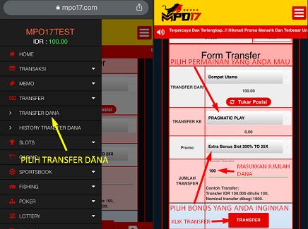 MPO17: Promo Slot Online 200