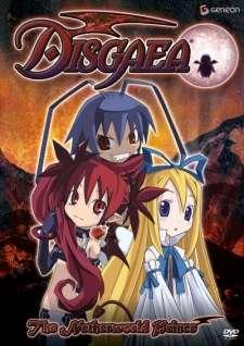 Makai Senki Disgaea's Cover Image