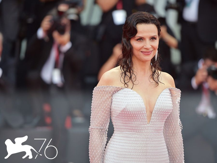 La vérité (The Truth) Juliette Binoche Venice Film Festival 2019