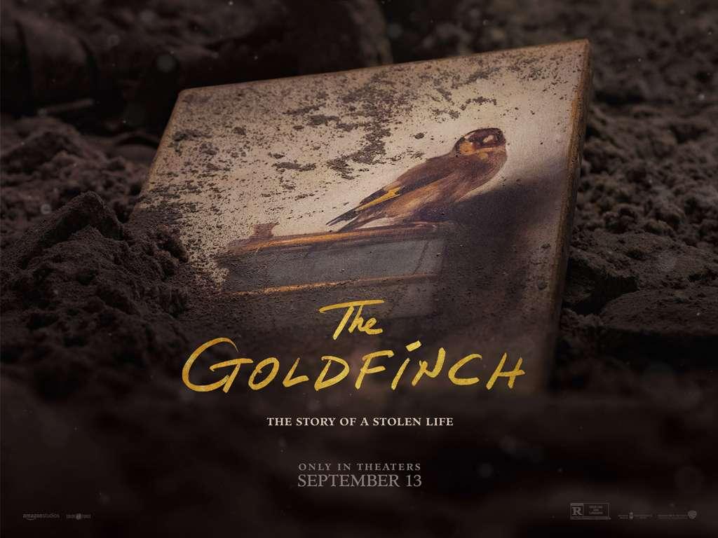 Η Καρδερίνα (The Goldfinch) - Trailer / Τρέιλερ Movie