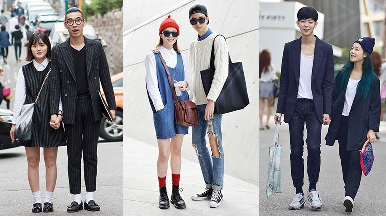 11 Korean-Inspired Couple Outfits That Won't Make You Cringe