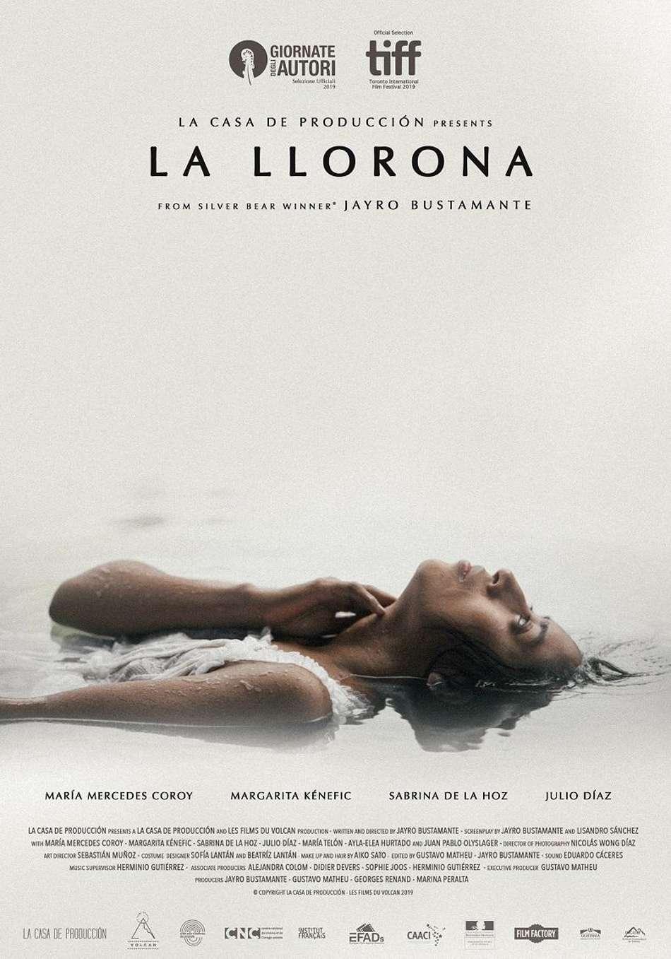 La Llorona Poster Πόστερ