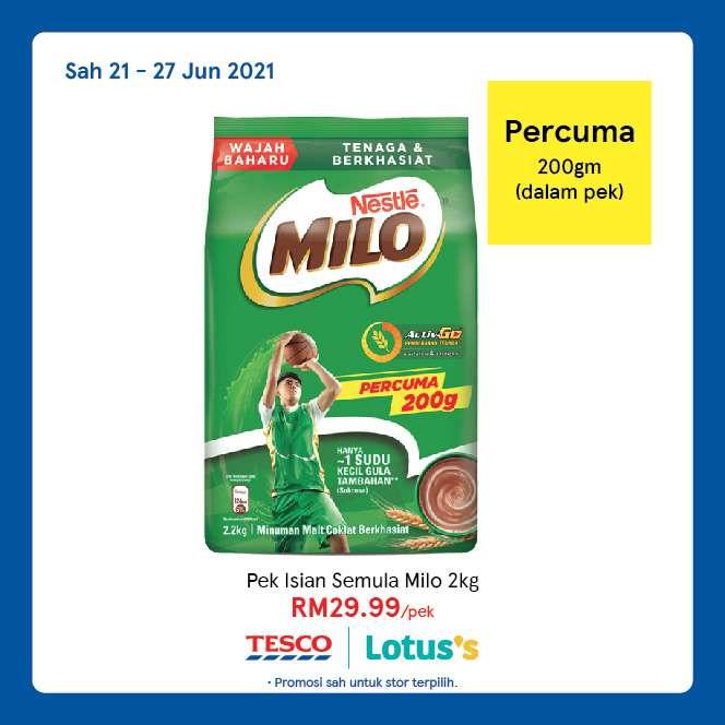 Tesco Catalogue(21 June)