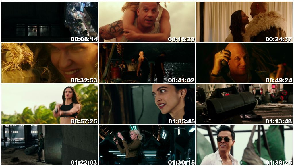 XXx Return Of Xander Cage 2017 Full Movie Free Download