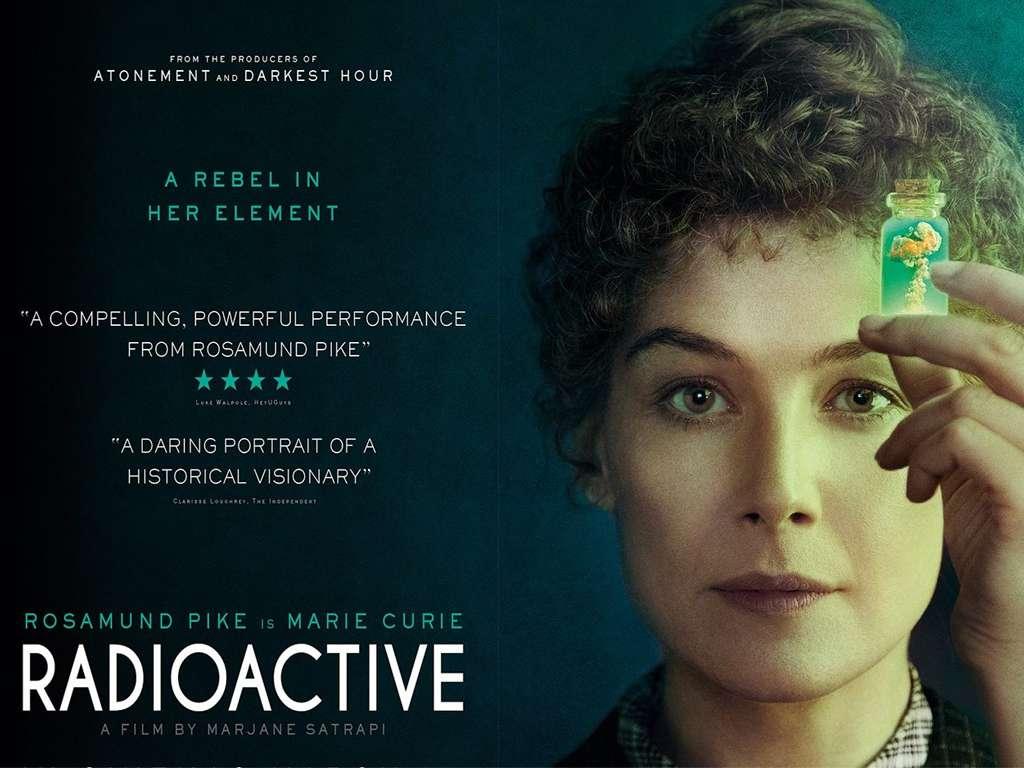 Μαρί Κιουρί: Η Γυναίκα που Άλλαξε τον Κόσμο (Radioactive) Movie