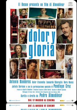 Dolor Y Gloria (2019).mkv MD AC3 720p WEBDL - iTA