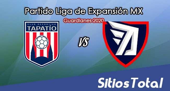 Tapatío vs Tepatitlán FC en Vivo – Liga de Expansión MX – Guardianes 2020 – Miércoles 30 de Septiembre del 2020