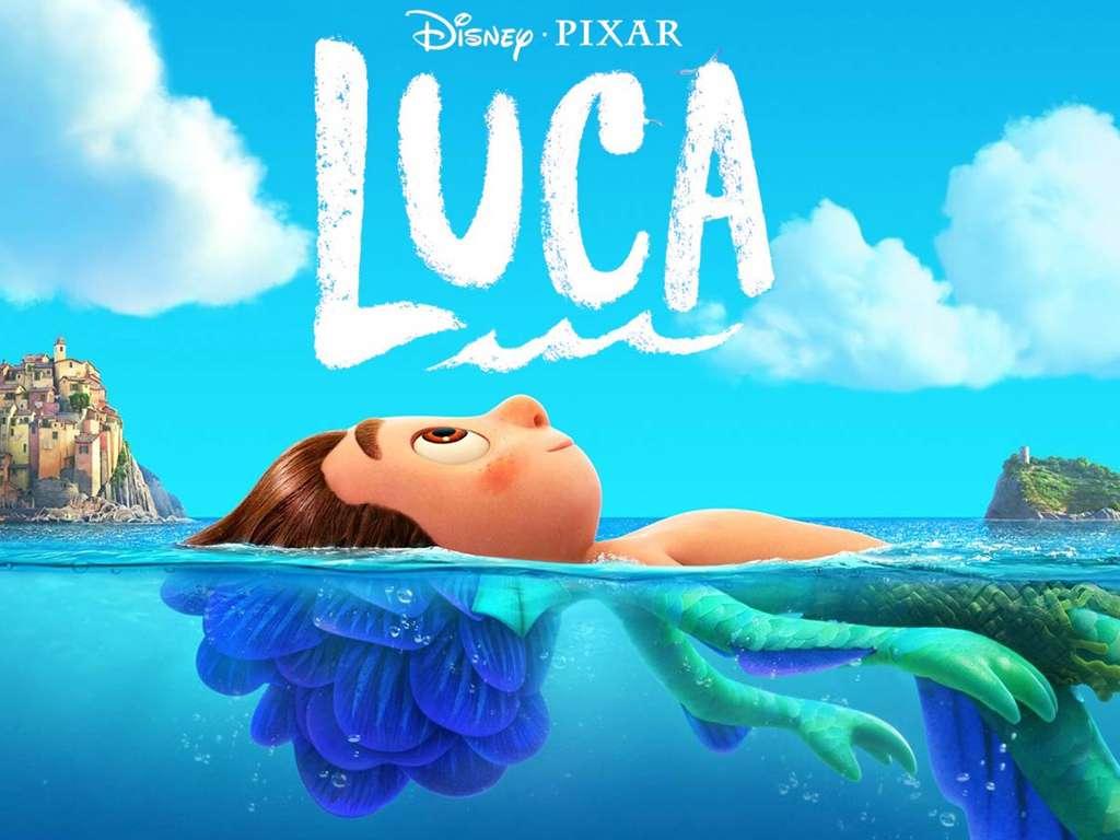 Λούκα (Luca) Poster Πόστερ Wallpaper