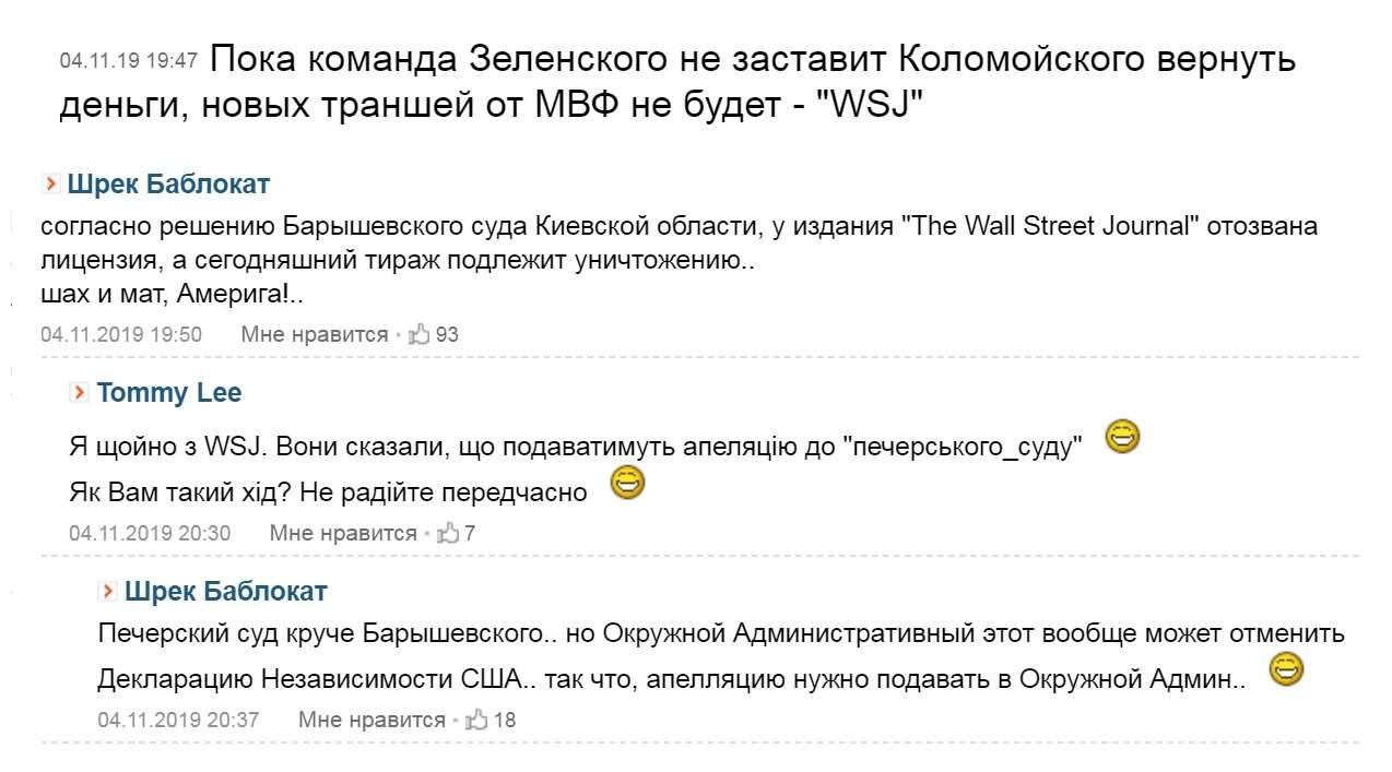 МВФ отложил финансовую помощь для Украины, – Wall Street Journal - Цензор.НЕТ 7548