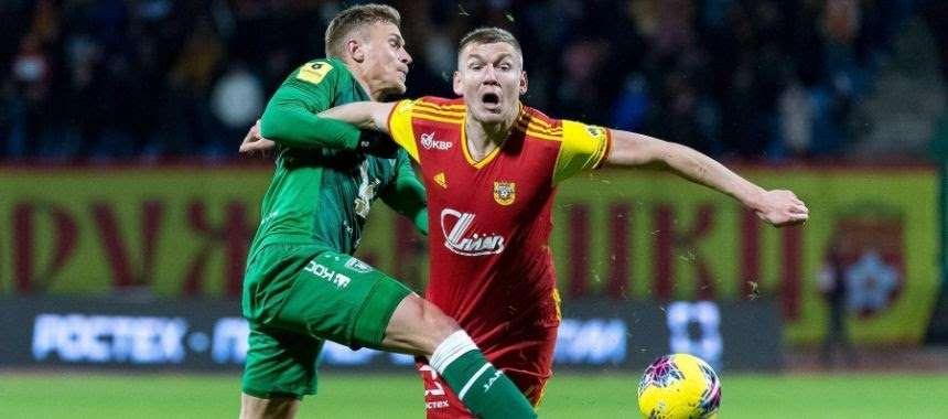 «Рубин» одержит гостевую победу в Туле. Прогноз на матч «Арсенал» Тула – «Рубин»