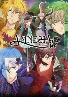 Amnesia's Cover Image