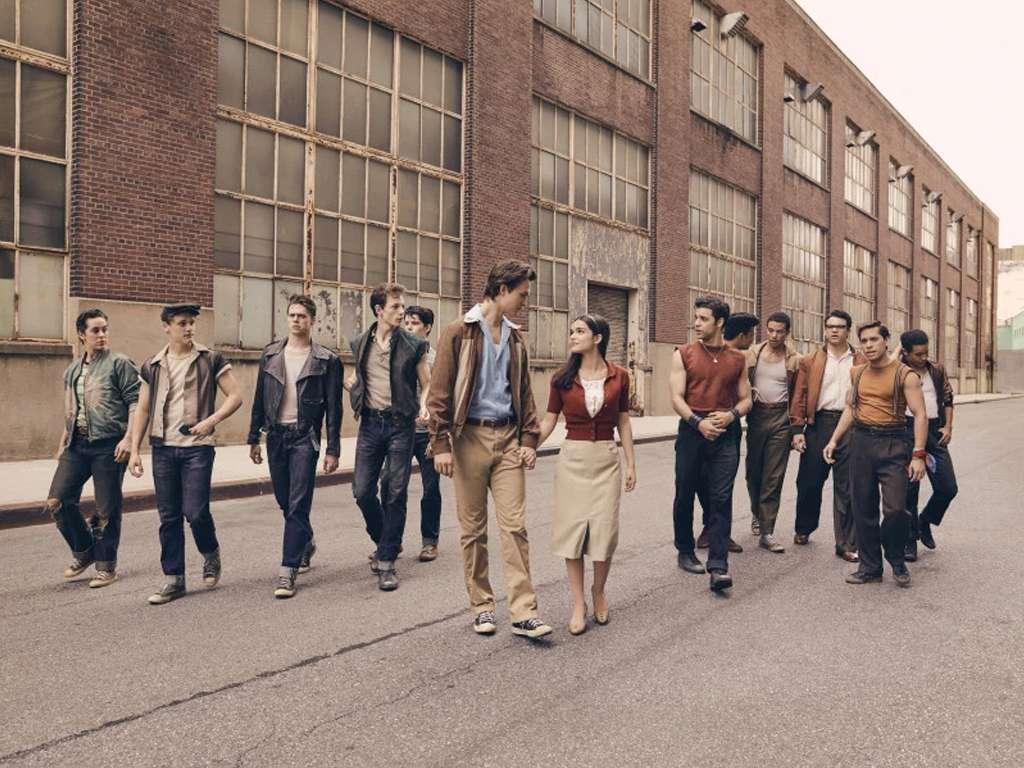 First Look West Side Story Steven Spielberg