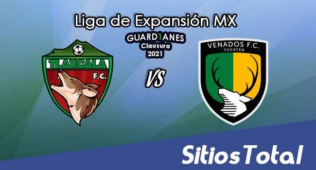 Tlaxcala FC vs Venados en Vivo – Canal de TV, Fecha, Horario, MxM, Resultado – J7 de Guardianes Clausura 2021 de la  Liga de Expansión MX