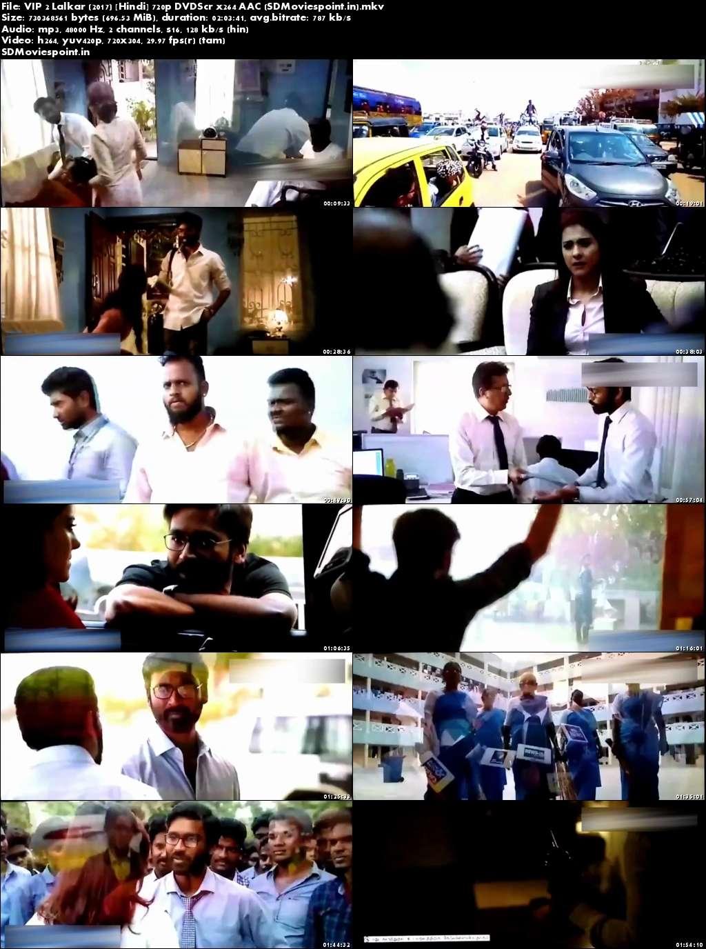 Screen Shots VIP 2 Lalkar (2017) Full HD Movie Download Free In Hindi 720p