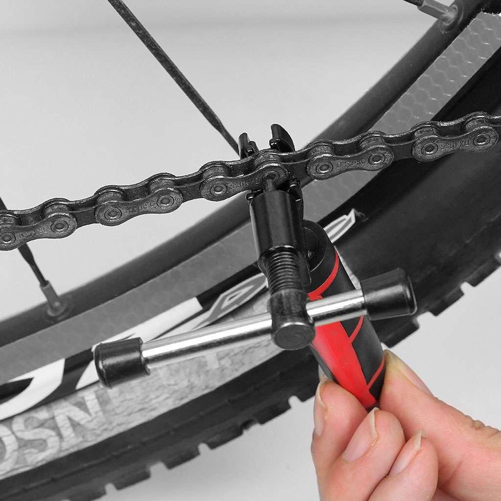 Cycling Bicycle Bike MTB BMX Steel Chain Splitter Breaker Repair Tools w// R1J9