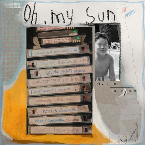 케빈오 (Kevin Oh) – Oh, My Sun MP3