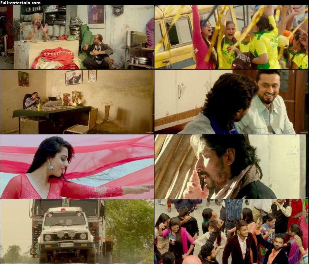 Screen Shoot of Movie Aatishbaazi Ishq Full Movie Download