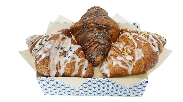 Paris Baguette Launches Rum-Infused Cream Croissants