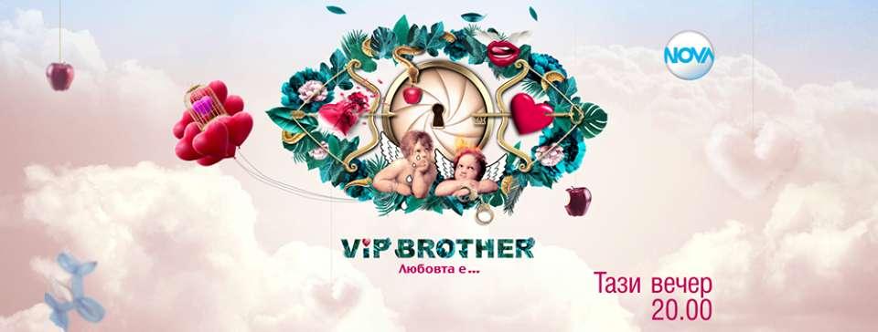 Vip Brother 2017 - тема 3  (18.09 - 25.09)