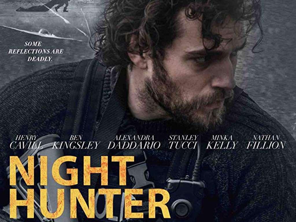 Ο Κυνηγός της Νύχτας (Night Hunter / Nomis) Poster Πόστερ Wallpaper