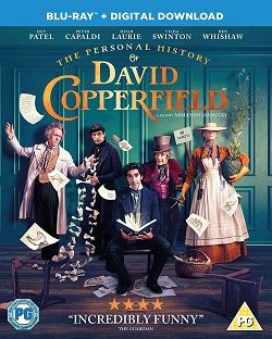 La Vita Straordinaria Di David Copperfield (2019).avi MD MP3 BDRip - iTA