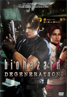 Biohazard: Degeneration's Cover Image