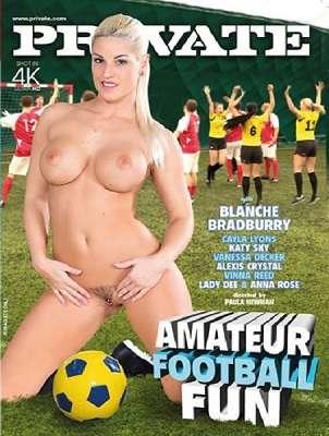 Любительское футбольное развлечение / Private Specials 212: Amateur Football Fun (Paula Newman / Private Specials) (2018) WEB-DL 720p |