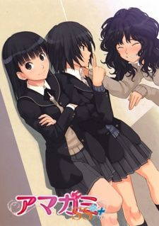 Amagami SS+ Plus Specials's Cover Image