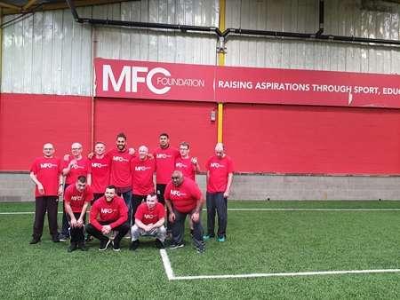 MFC Foundation team photo