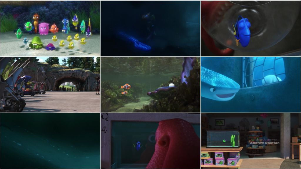 Finding Dory 2016 Full Movie Download Free