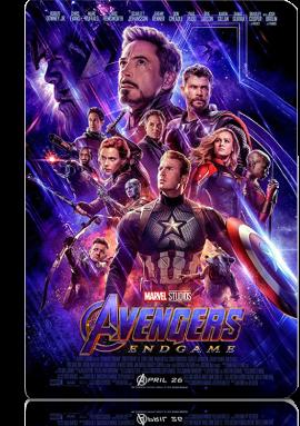 Avengers: Endgame (2019).mkv MD MP3 720p HDCAM - iTA