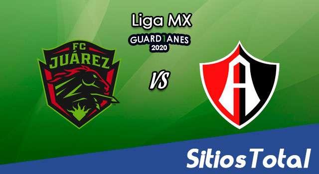 FC Juarez vs Atlas en Vivo – Liga MX – Guardianes 2020 – Viernes 25 de Septiembre del 2020