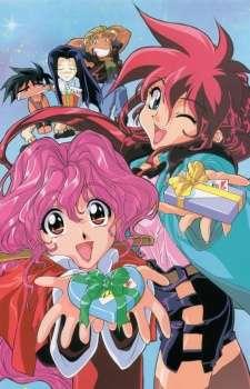 Bakuretsu Hunters OVA's Cover Image