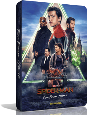 Spider-Man: Far From Home (2019).mkv MD MP3 720p HDTS R6 - iTA