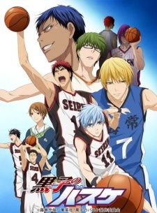 Kuroko no Basket's Cover Image