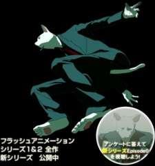 Catman Series III's Cover Image